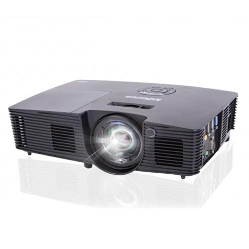 Máy chiếu Infocus IN228 giá rẻ độ phân giải HD 720P có 3D