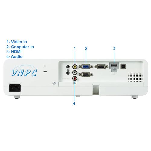 cổng tín hiệu máy chiếu Panasonic PT-LB300