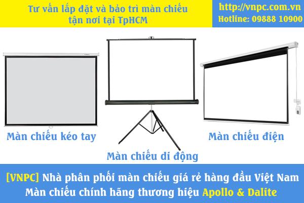 [VNPC] Nhà phân phối màn chiếu giá rẻ hàng đầu Việt Nam