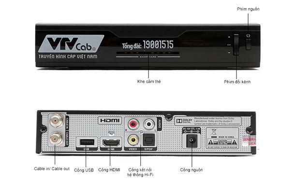 đầu thu kỹ thuật số VTV