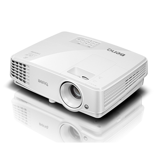 Máy chiếu BenQ MX528P máy chiếu phim gia đình có HD 3D