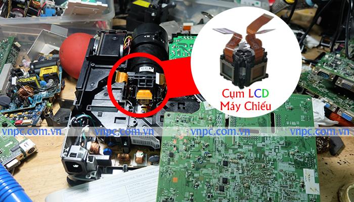 Cụm LCD máy chiếu