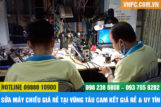 Sửa máy chiếu tại Vũng Tàu cam kết giá rẻ và uy tín