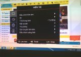 Video hướng dẫn sử dụng Menu trên máy chiếu Optoma tiếng Việt