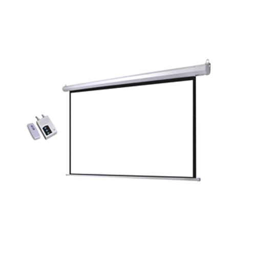 Màn chiếu điện 180 inch giá rẻ tại TpHCM