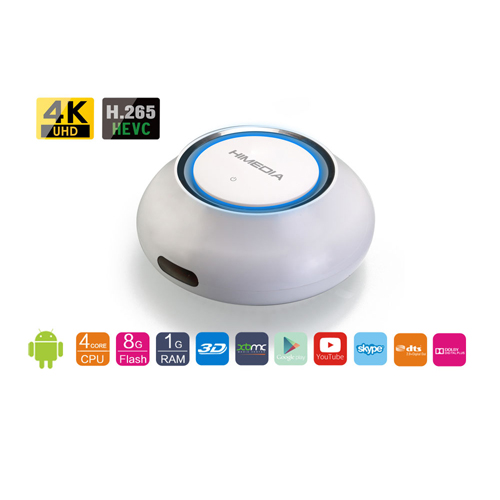 android TV box HiMedia-M3