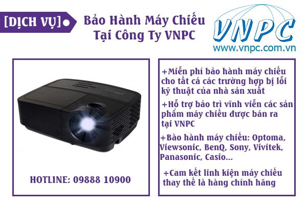 Trung tâm bảo hành máy chiếu ủy quyền các hãng tại TpHCM