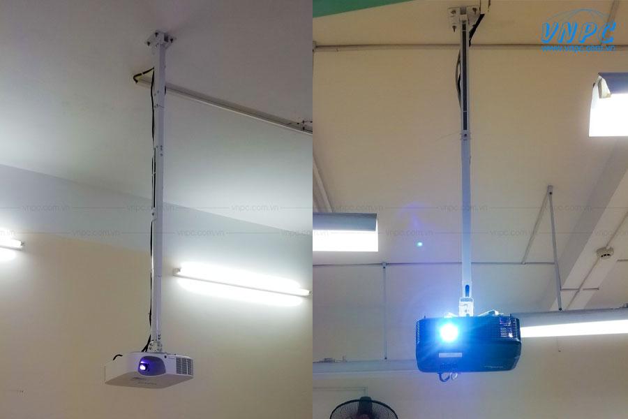 Khung treo máy chiếu treo trần, treo tường VNPC