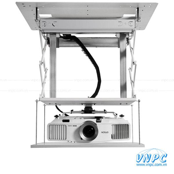 Khung treo máy chiếu điện tử tự động VNPC