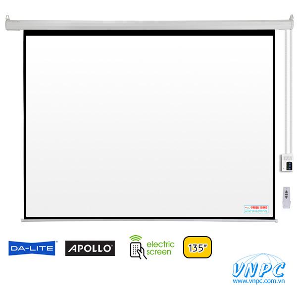 Màn Chiếu điện 135 Inch | Màn chiếu tự động 135 inch giá rẻ