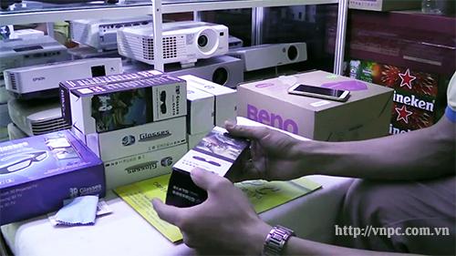 kính 3d xem phim các hãng viewsonic, benq, optoma, epson, vivitek, sony, panasonic, infocus