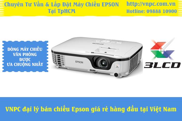 VNPC đại lý bán chiếu Epson giá rẻ hàng đầu tại Việt Nam và TpHCM