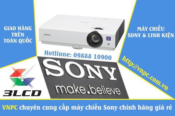VNPC chuyên cung cấp máy chiếu Sony chính hãng giá rẻ