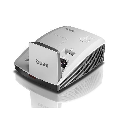 Máy chiếu BenQ MX852UST máy chiếu siêu gần Full HD 3D