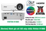 [Review] Đánh giá chi tiết máy chiếu Vivitek H1060