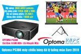 Optoma PS368 máy chiếu bóng đá lý tưởng mùa Euro 2016