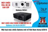 Một loạt máy chiếu Optoma mới về Việt Nam tháng 6/2016