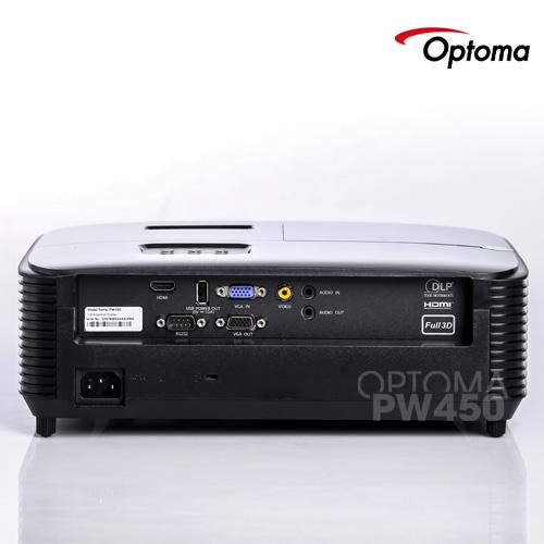 Optoma PW450