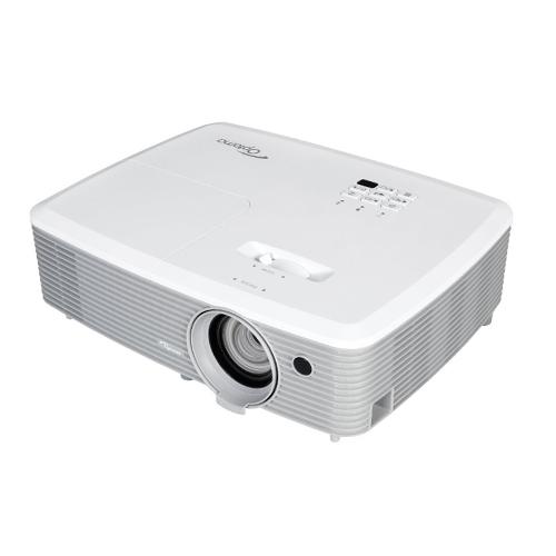 Máy chiếu Optoma W344 độ phân giải WXGA trình chiếu 3D