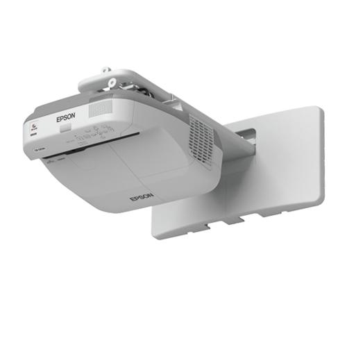Máy chiếu Epson EB-585wi trình chiếu tương tác siêu gần