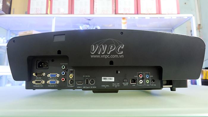 cổng tín hiệu máy chiếu ViewSonic LS830