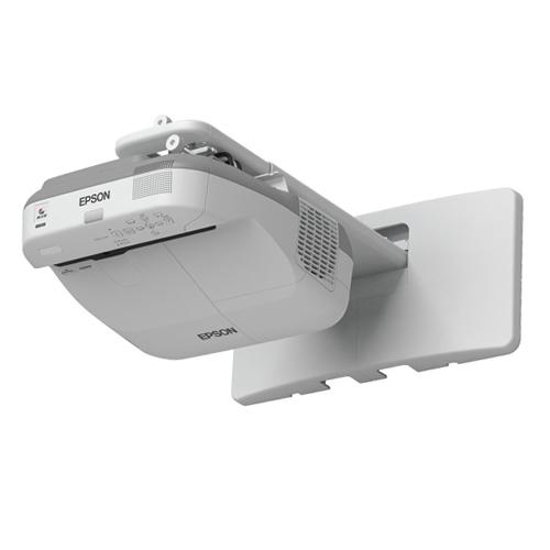 Máy chiếu Epson EB-585W trình chiếu tương tác siêu gần