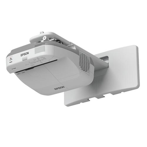 Máy chiếu Epson EB-595Wi trình chiếu tương tác siêu gần