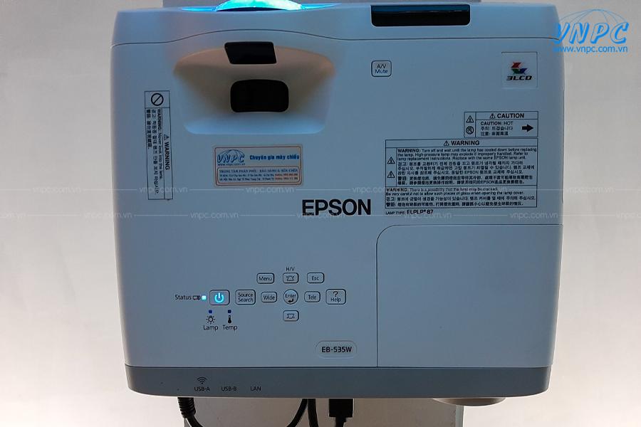 Máy chiếu siêu gầnEpson EB-535W