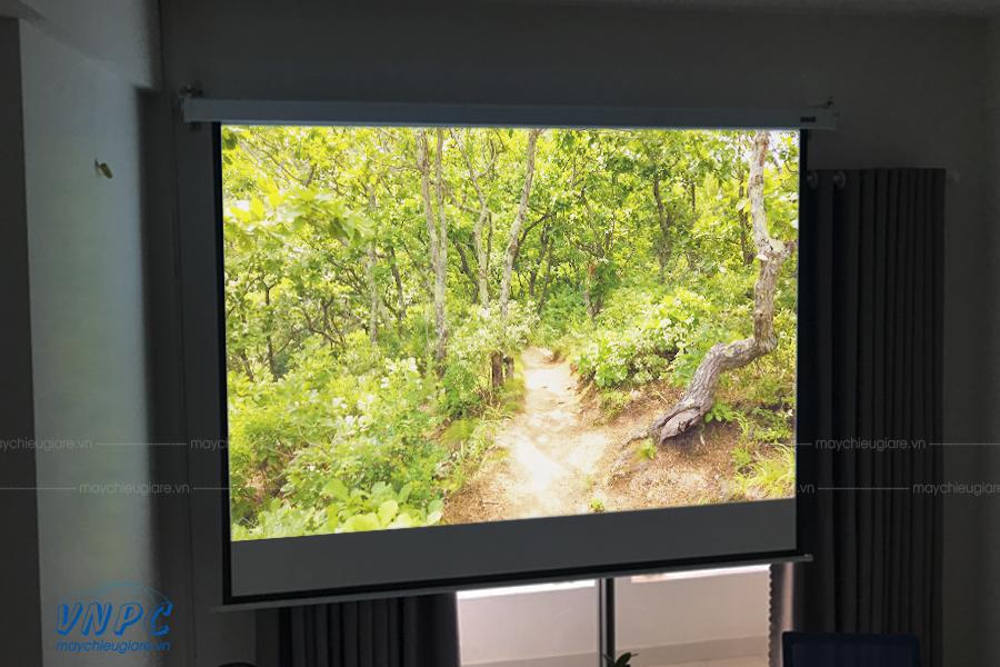 VNPC lắp đặt máy chiếu Panasonic PT-LB353