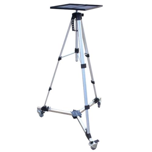 Kệ để máy chiếu 3 chân chuyên dụng có bánh xe hiệu Dalite