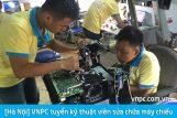 [TpHCM] VNPC tuyển kỹ thuật viên sửa chữa máy chiếu