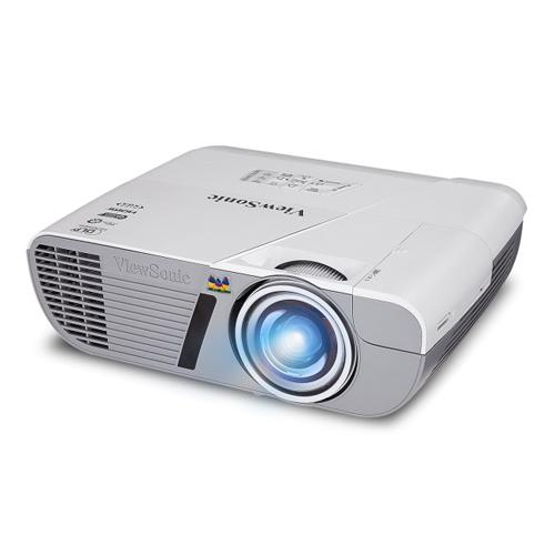 Máy chiếu gần Viewsonic PJD6552LWS độ phân giải HD 720p