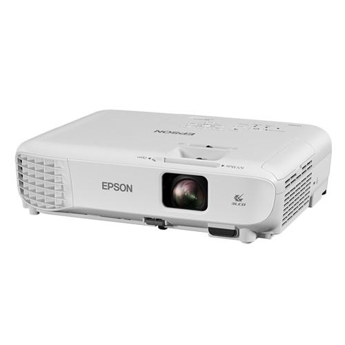 Máy chiếu Epson EB-W05 độ phân giải chuẩn HD 720p đa năng