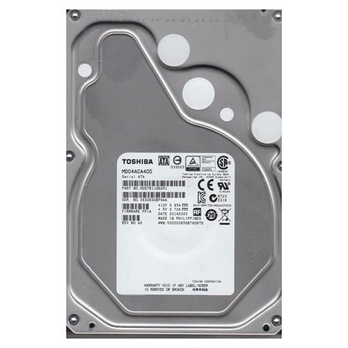 Ổ cứng HDD TOSHIBA 4TB giá tốt cho lưu trữ phim HD 3D