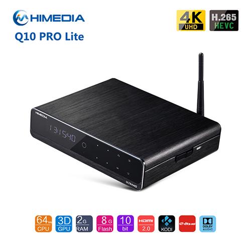Đầu phát Himedia Q10 Pro Lite dòng Android TV Box HD 3D