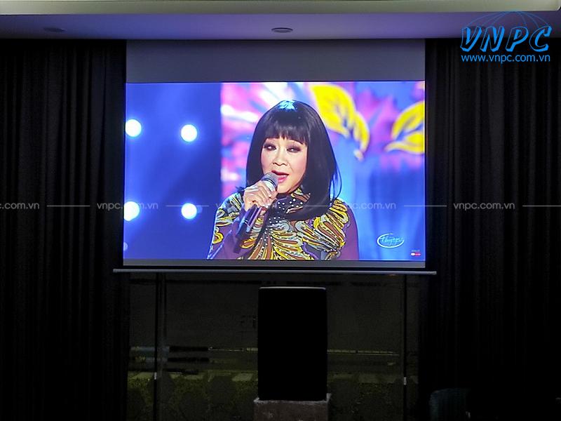 VNPC lắp đặt máy chiếu Epson EB-2042 tại Times City Hà Nội