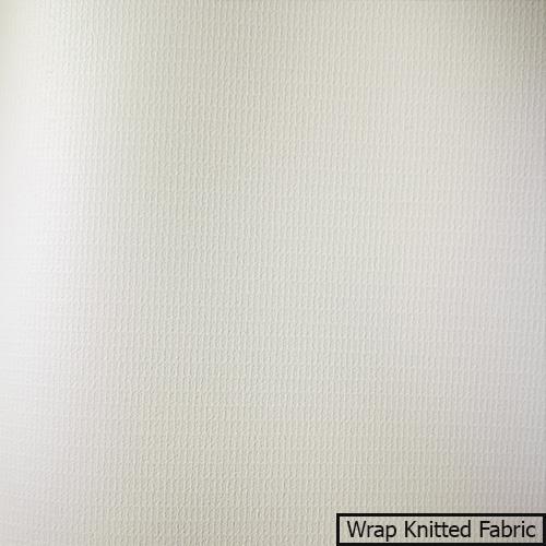 Vải màn chiếu Warp Knitted Fabric màu trắng siêu sáng