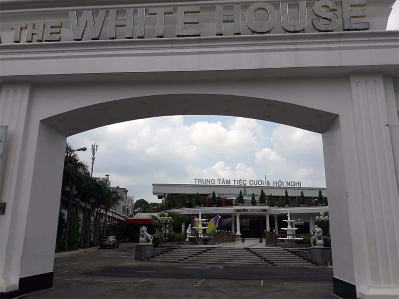Trung Tâm Hội Nghị Tiệc Cưới The Whitehouse