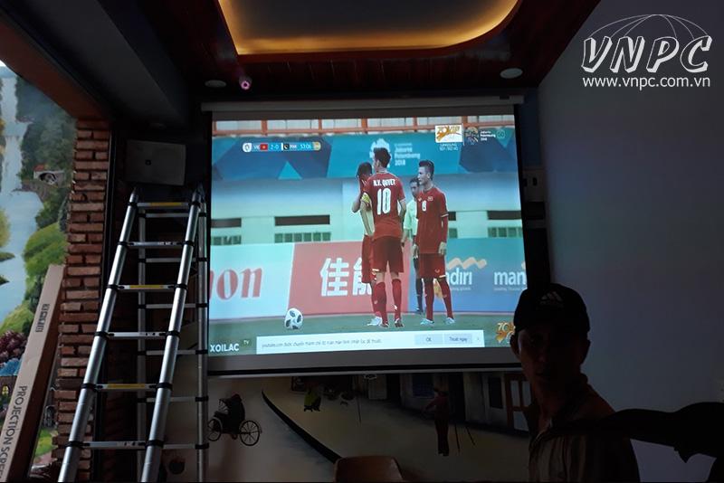 Tư vấn mua Máy chiếu xem bóng đá mùa giải AFF Cup 2018