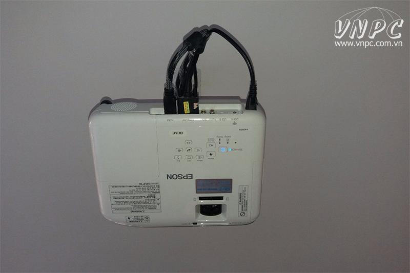 Lắp máy chiếu Epson cho Mobifone P.Giáp Bát, Q.Hoàng Mai