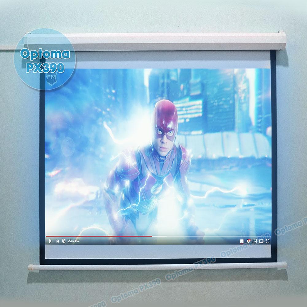 Máy chiếu phim giá rẻ Optoma PX390