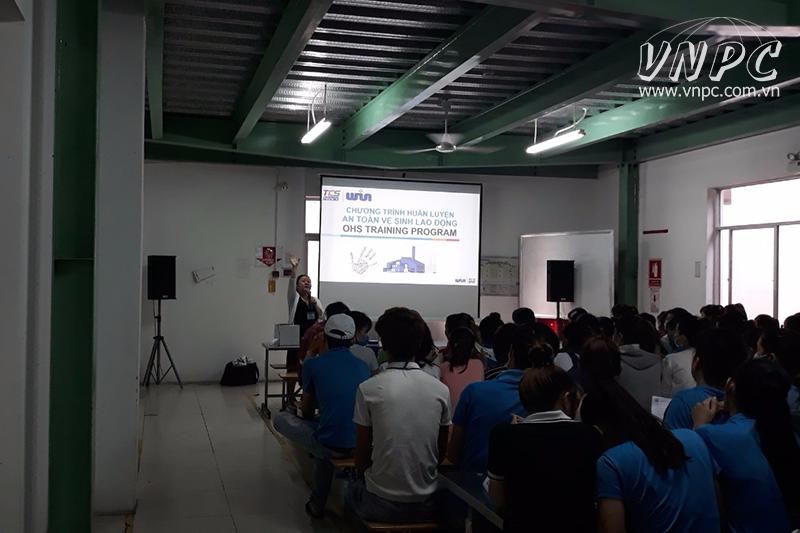 Cho Thuê Máy Chiếu & Dàn Âm Thanh tổ chức khóa huấn luyện