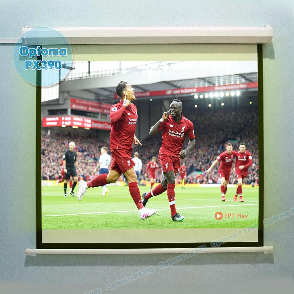 Máy chiếu bóng đá giá rẻ Optoma PX390