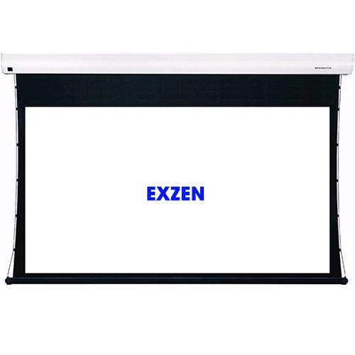 Màn chiếu điện Tab Tension 120 inch 16:9 chính hãng Exzen
