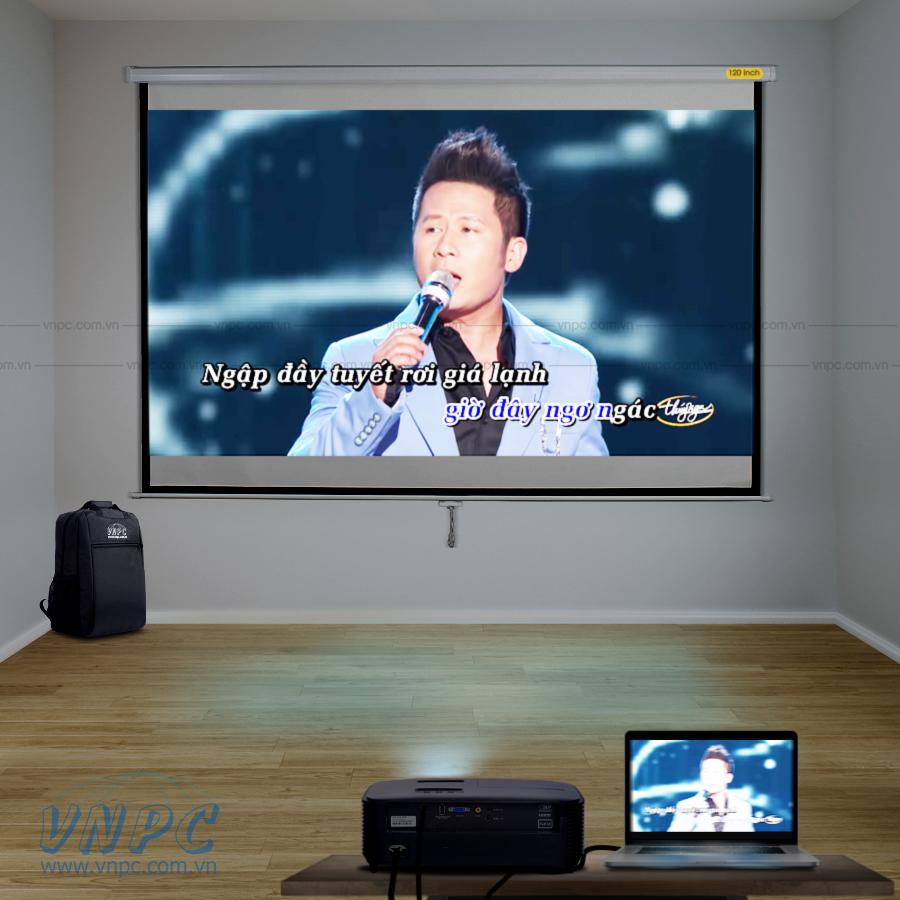 Optoma PS368 máy chiếu Hát karaoke gia đình giá rẻ
