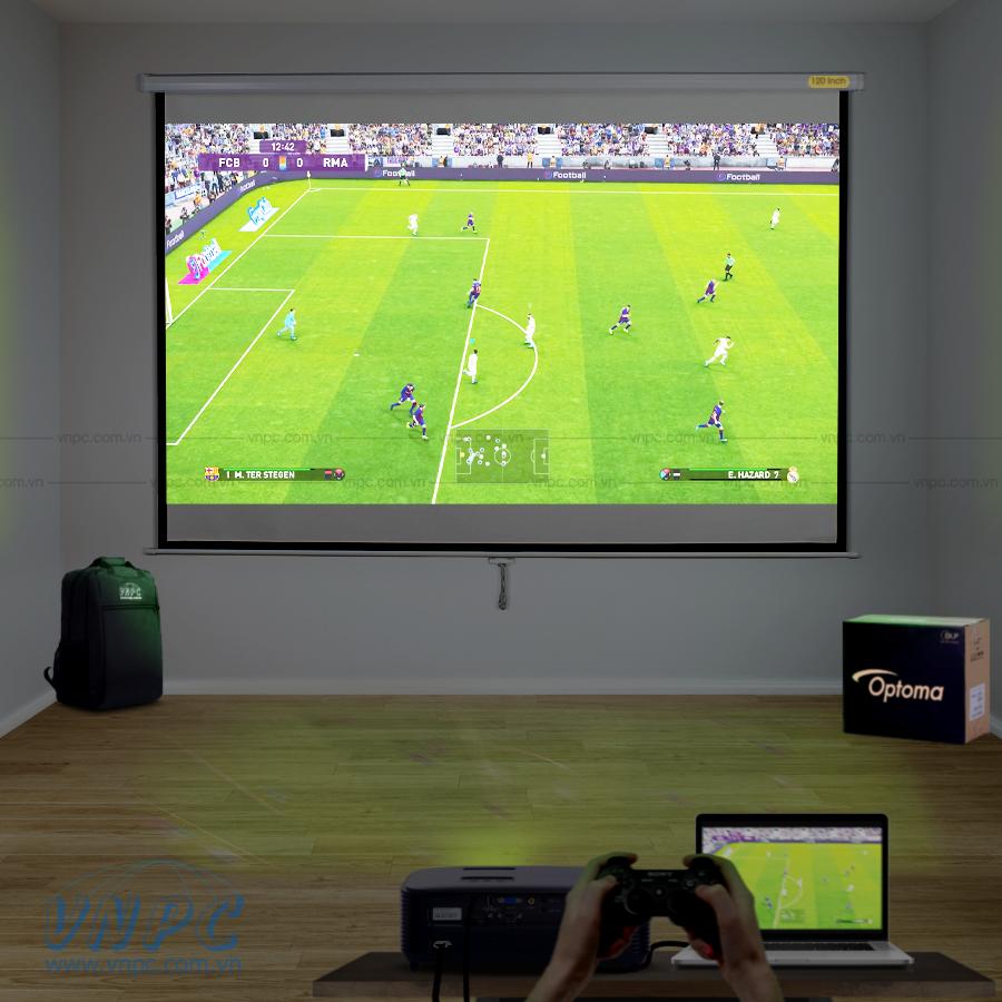 Optoma PX390 máy chiếu chơi game chuyên nghiệp giá tốt nhất hiện nay