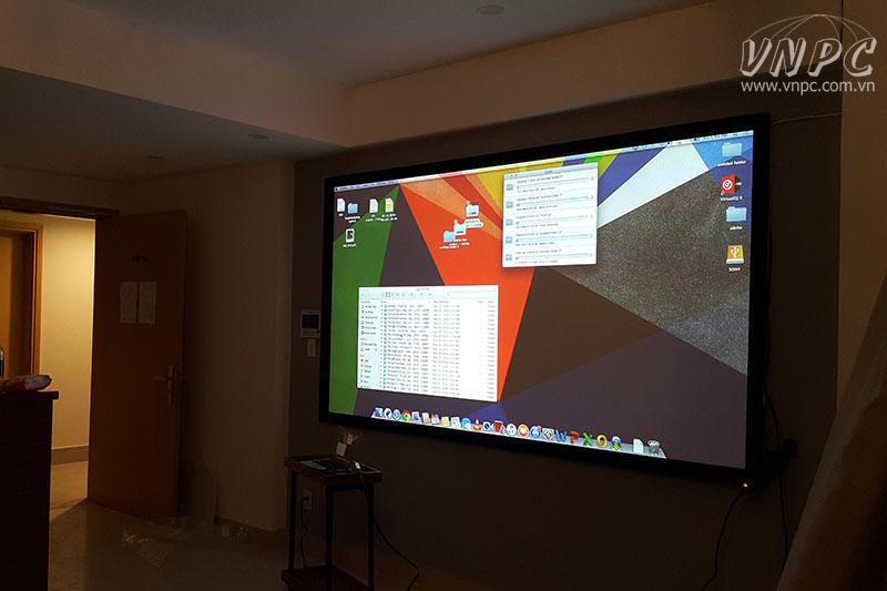 Cho thuê máy chiếu 4K UHD & màn chiếu siêu lớn tại TpHCM