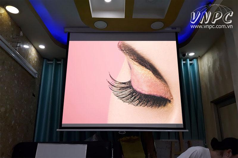 Lắp máy chiếu Optoma PX390 tại Quận 11 mở đầu năm mới 2019