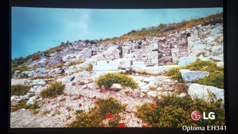 Máy chiếu Full HD Optoma EH341 chuyên nghiệp cho văn phòng