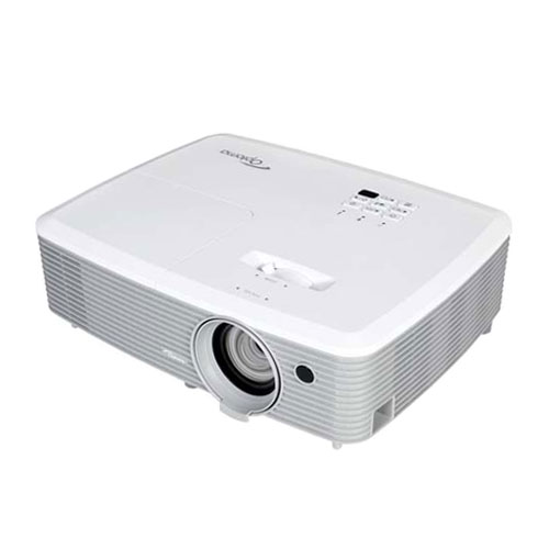 Máy chiếu Optoma W400+ Chuẩn HD 720p độ sáng cao